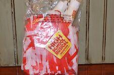 "Disney High School Musical ""The Ice Tour"" Cheerleader Pom Poms Red White"