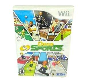 Deca Sports Nintendo Wii 2008