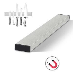 Magnetischer Messerhalter Messerblock Edelstahl Magnetleiste Ohne Bohren DHL