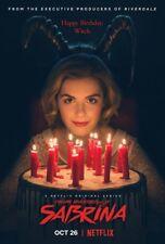"Chilling Adventures of Sabrina Poster 24x36/""//60x90cm 2018 TV Series Art Print"