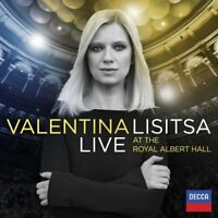 Valentina Lisitsa - Live at the Royal Albert Hall [CD]