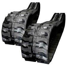 2 Rubber Tracks Fits Bobcat X220 X320 322 250x72x45