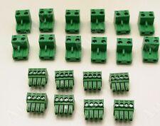 Crestron Adagio AAE - Complete Set of Connectors - 20 Plugs (2 types)
