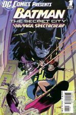 BATMAN: THE SECRET CITY #1 (2011) VF/NM DC