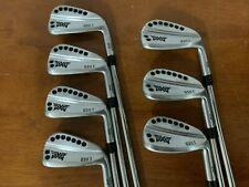 NEW! ~ PXG 0311T GEN2 Iron Set 4-PW ~ Elevate VSS Pro Tour Stiff Flex Steel
