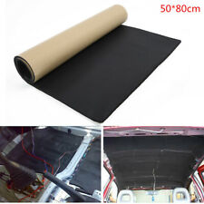 50x80cm Cars Hood Engine Heat Sound Noise Insulation Absorb Padding Shield-Pad