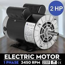 58shaft Compressor Electric Motor Duty 56frame 2hp Spl 3450rpm 115230 Volt Us