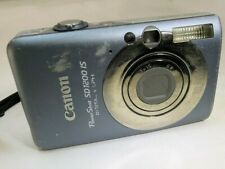 Canon PowerShot Digital ELPH SD1200 IS IXUS 95 10MP Camera AS IS Part or Repair