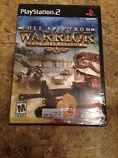 Full Spectrum Warrior: Ten Hammers  (Sony PlayStation 2, 2006)