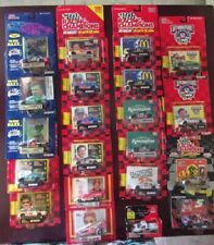 Lot of 21 Racing Champions 1:64 scale Die-cast Cars