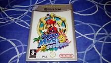 Super Mario Sunshine (Nintendo GameCube, 2002) - VGC - No Reserve