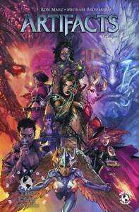Artifacts Volume 1 Witchblade, Darkness & Top Cow Heroes Softcover Graphic Novel
