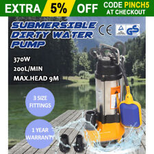 Unbranded Garden Water Sump Pumps Tanks