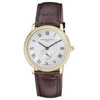 Frederique Constant Slimline Men's Quartz Watch FC-235M4S5 **Open Box**