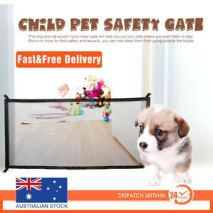 Pet Dog Safety Guard Baby Enclosure Stair Gate Fence Isolation Mesh