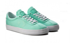 Converse Womens Breakpoint All Star Sneakers 555919C Green Glow/White US 7