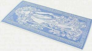 Art Nouveau Maiden Lady Bath Towel, Jacquard Cotton Bathroom Decor, Beach Towel