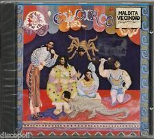 MALDITA VENCIDAD Y LOS HIJOS DEL QUINTO PATIO - El circo - CD 1992 SEALED