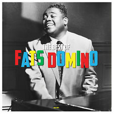 Fats Domino BEST OF 20 Essential Classic Songs 180g NEW SEALED VINYL RECORD LP