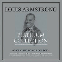 Louis Armstrong - The Platinum Collection [The Best Of / Greatest Hits] 3CD NEW