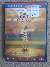 FOR LOVE OF THE GAME DVD - Kevin Costner - New & Sealed