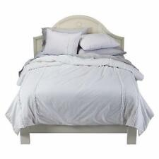 New Simply Shabby Chic Pieced Lace Mesh Duvet Set - White Target Twin Set