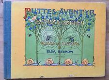 Beskow, Elsa. Puttes eventyr i Blaabaerskoven. Hänschen im Blaubeerenwald