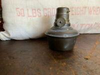 Vintage/Antique Small Brass Nursery? Oil Lamp