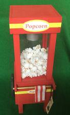 Byers Choice Caroler Popcorn Machine/Cart made by Eropel Enterprises in Usa