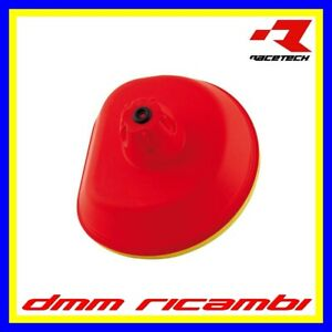 Coperchio spugna filtro aria RACETECH HONDA CRF 250 R 12>13 protezione 2012 2013