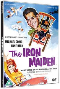 The Iron Maiden DVD (2016) Michael Craig, Thomas (DIR) cert U ***NEW***