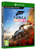 Forza Horizon 4 - Standard Edition (Xbox One) BRAND New sealead