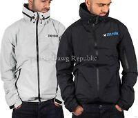 Zoo York Mens Boys Light Weight Fashion Hip Hop Zip Away Hood Designer Jacket NT