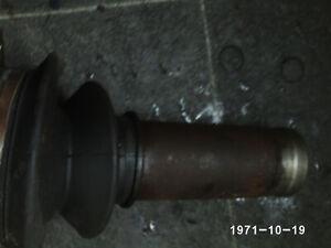 citroen 2cv inner drive shaft