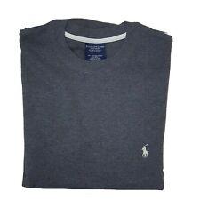 Polo Ralph Lauren Men's Shirt Waffle Knit Pajama Lounge Top 2XL Grey New MP$49