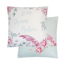 "Floral Decorative Cushions 17x17"" Size"