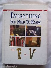 2003 FOUNTAIN VALLEY HIGH SCHOOL YEARBOOK, FOUNTAIN VALLEY CALIFORNIA