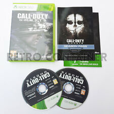 Vintage Game MICROSOFT XBOX 360 - Call of Duty Ghosts - ITA