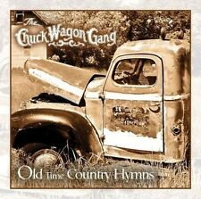 Old Time Country Hymns - Chuck Wagon Gang (2016, CD NEUF)