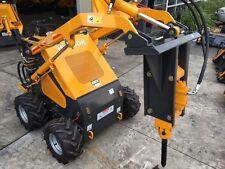 Hydraulic hammer Rock breaker 4 mini diggers/loaders fits dingo kanga toro boxer