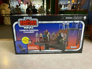 2020 Star Wars Vintage Collection CARBON FREEZING CHAMBER Playset NIB - IN STOCK