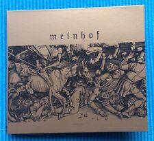 """MEINHOF """"Endless War"""" CD crust d-beat crust punk unfixed london NNNW"""