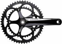 Sram Bike Cranks Crank Set Apex White w GXP Cups 68 170 53-39 170mm Black