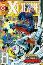 X-Calibre # 1 (of 4) (Age of Apocalypse) (USA, 1995)