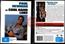 COOL HAND LUKE Paul Newman George Kennedy Hopper NEW DVD (Region 4 Australia)