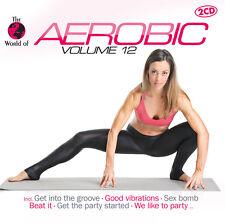 CD Aerobic Volume 12 von Various Artists 2CDs