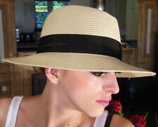 Campbell Cooper Fedora Summer Hat Crushable Rollable Packable XLarge 60cm