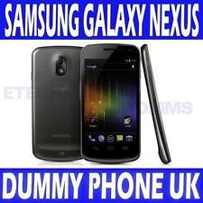NUOVISSIMO Samsung Galaxy Nexus i9250 NERO Manichino Display Telefono-UK Venditore