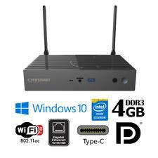 Orbsmart AW-09 Mini PC Windows 10 Computer / Office-PC / Mediaplayer / TV Box