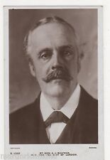 A.J. Balfour, MP for The City of London, Kingsway RP Postcard, B535